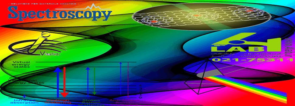 اسپکتروسکوپی-طیف سنجی
